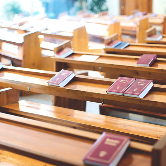Develop theological competencies